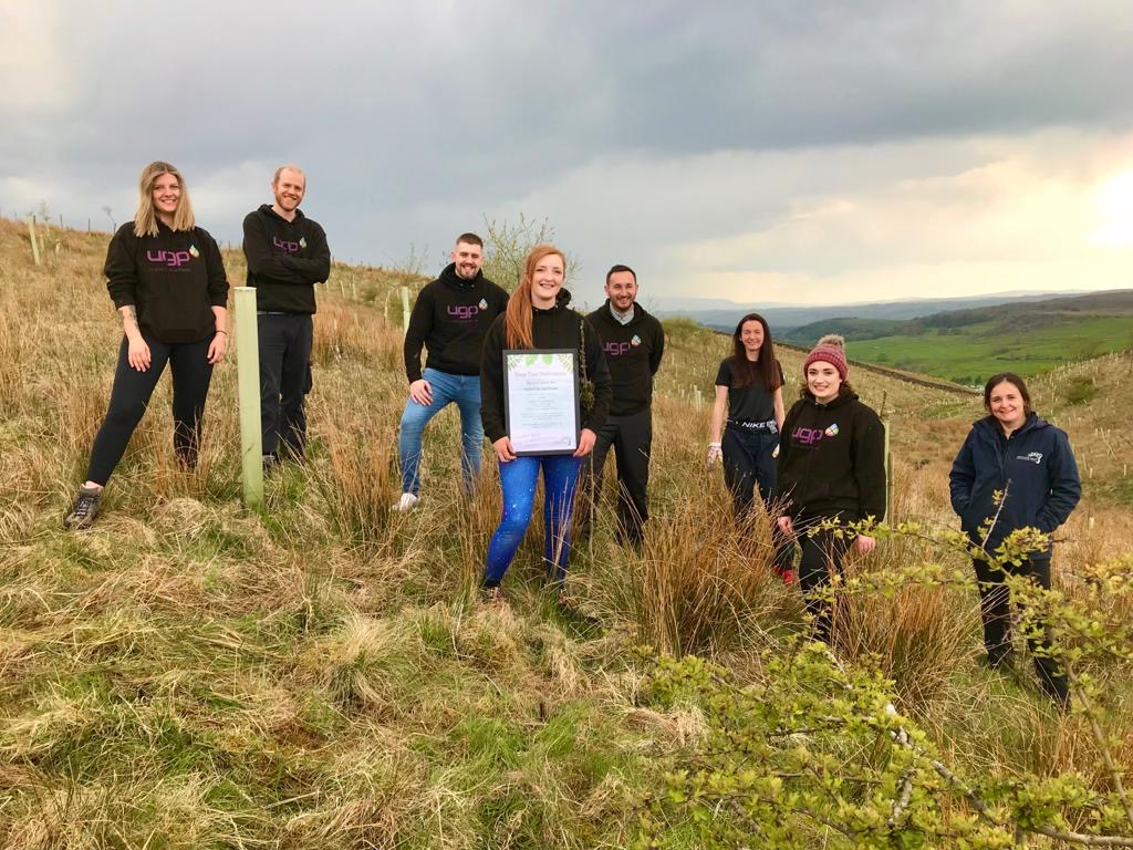 United Gas & Power Supports Yorkshire Dales Millennium Trust