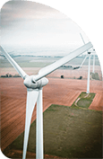 business energy provided by renewable