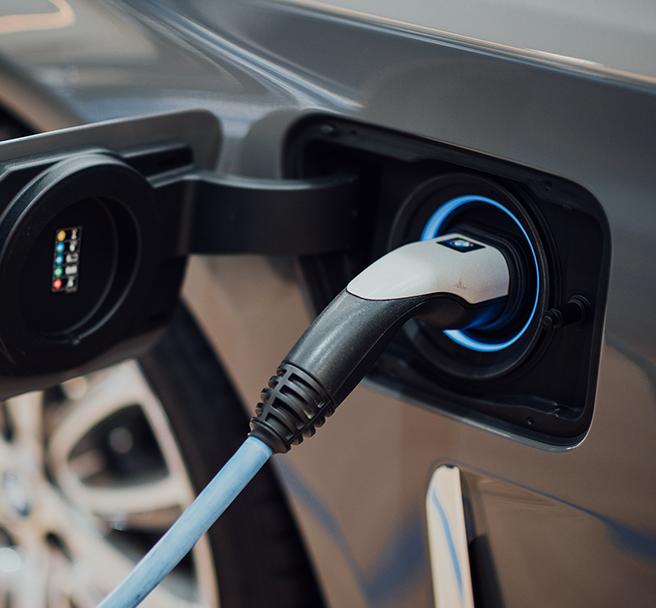 UGP Electric Vehicle Charging